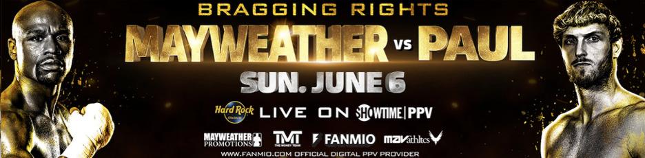 Mayweather Paul Boxing